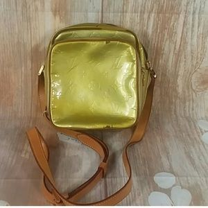 Cross Body Vernis Louis Vuitton Bag